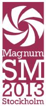 Magnum SM 2013 Logotyp